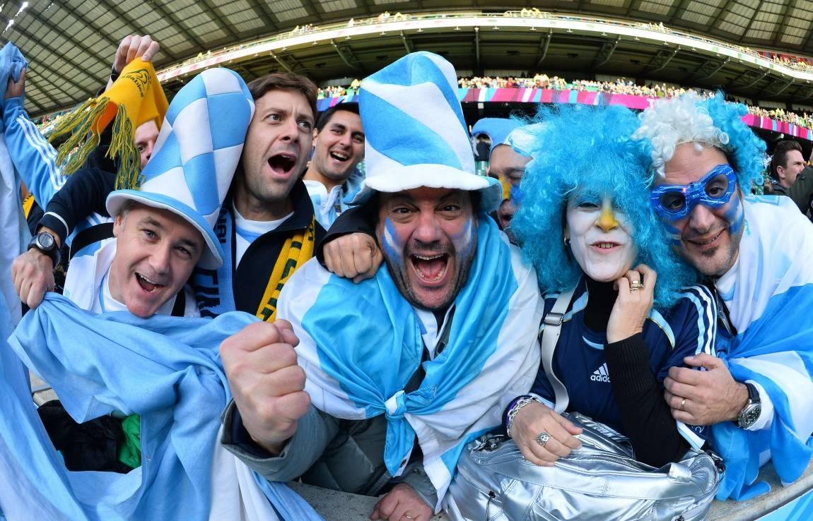 argentinos felices