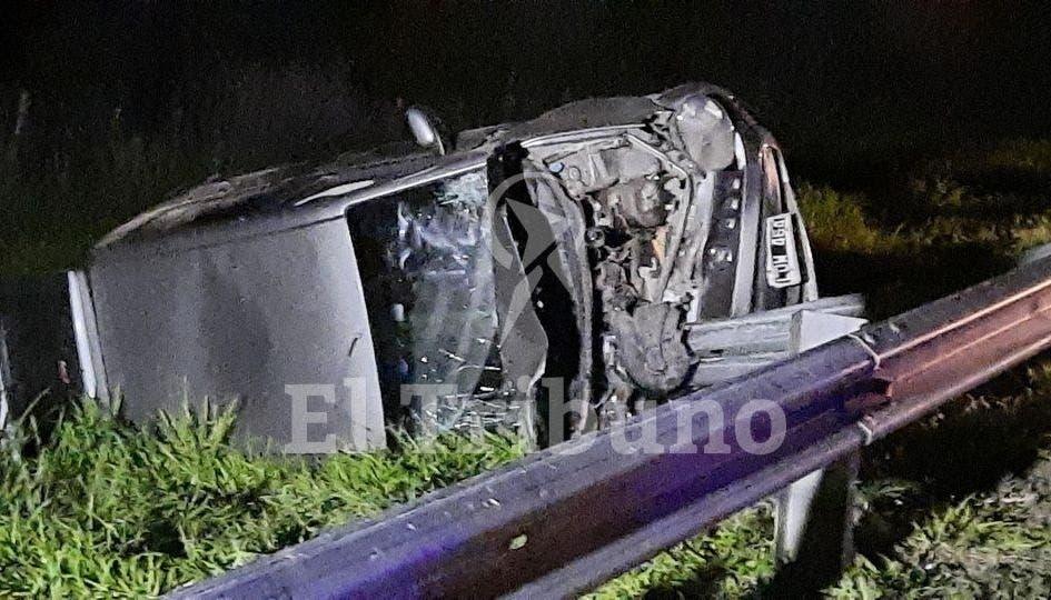 Salta: tres muertos en un trágico accidente sobre ruta 9/34