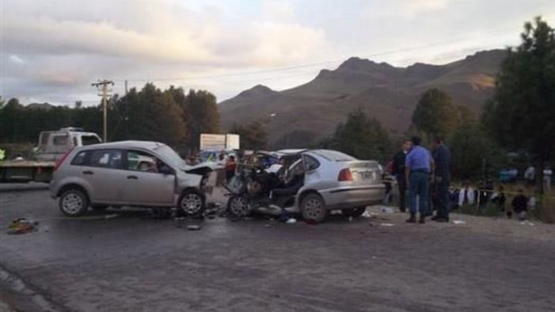 Accidente fatal en ruta 40