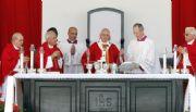 Más de 100 mil fieles en misa con el Papa en Cuba