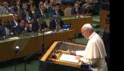 Histórico discurso del Papa en la ONU