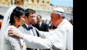 Francisco hace gratuita la nulidad de los matrimonios