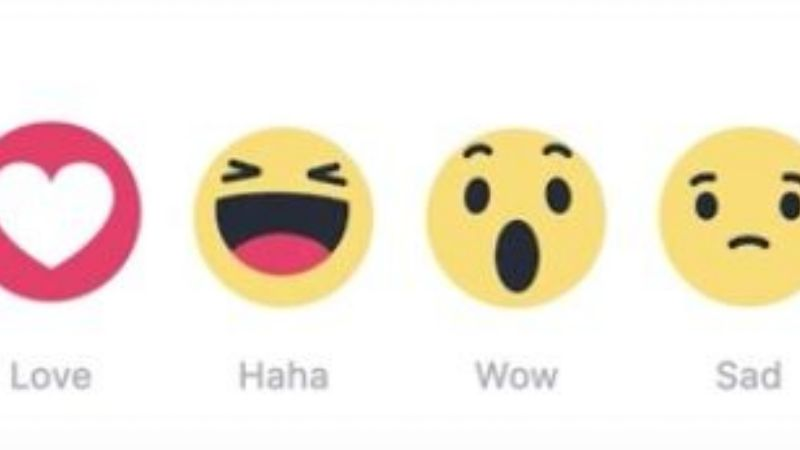 """Reactions"" de Facebook para todo el mundo"