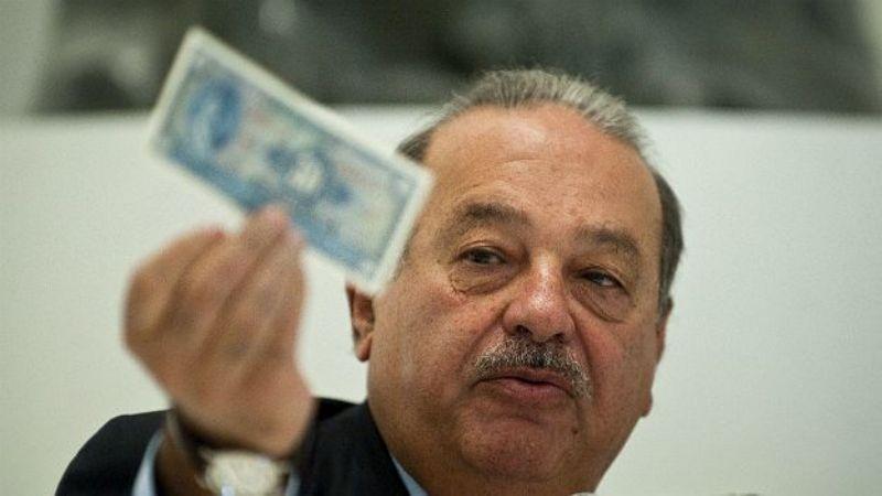 Slim, el cuarto hombre más rico del mundo - Mejor Informado
