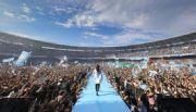 Cristina Kirchner llamó a llenar las urnas de votos