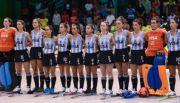 Argentina fue medalla de plata