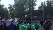 La Policía cumplió la orden de Vignaroli y desalojó a manifestantes de ATE