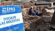 Se restableció el servicio de agua en Neuquén