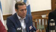 Omar Gutiérrez hizo anuncios importantes en seguridad y violencia de género