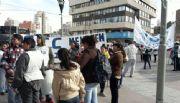 Marcha nacional por el acatamiento de la Ley de Emergencia Social