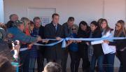 Inauguraron un nuevo centro de Salud en Valentina