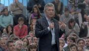 """Macri dijo que """"Pata"""" Medina representa """"una minoría"""" del sindicalismo"""