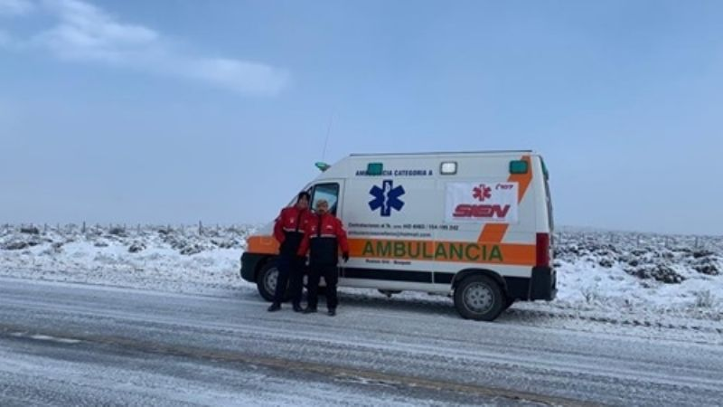 Nevadas intensas: Salud trabaja en el monitoreo permanente