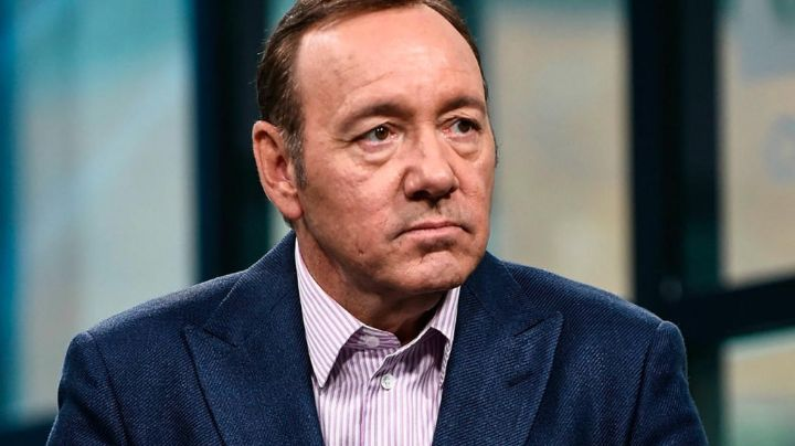 Acusan al actor Kevin Spacey por abuso sexual: dos hombres