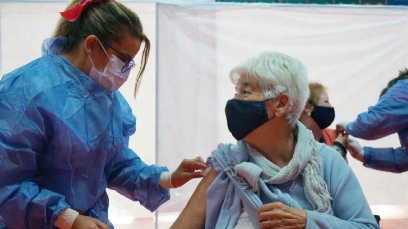 Más allá del esfuerzo, no van bien las cosas con la pandemia