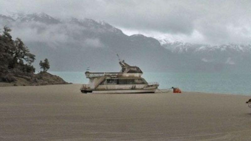 Lluvia de cenizas: ¿Te acordás cuando explotó el volcán Puyehue-Cordón Caulle?