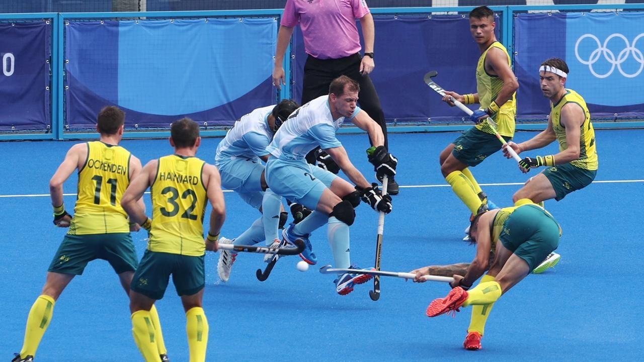 Dura derrota de Los Leones ante Australia - Mejor Informado