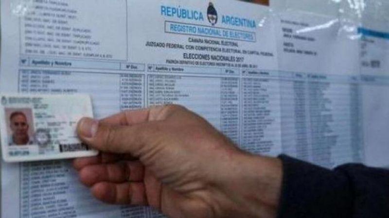 ¿De cuánto es la multa por no votar?
