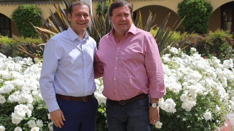 Gutiérrez y Weretilneck, la nueva yunta brava